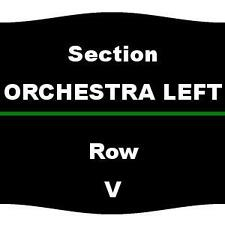 4 Tickets Hamilton Chicago 5/19/17 PrivateBank Theatre