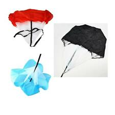 """New 56"""" Speed Training Resistance Parachute Exercise Running Power Chute Y6S4"""
