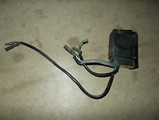 1991 Honda CR125 CDI Ignition Black Box Module