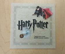 United States Postage Forever Stamps - HARRY POTTER Collectors Booklet 2013 MINT