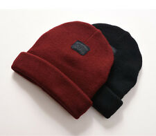 New Fashion Paul Shark 2Colors Winter Warm Wool Knitting Hat Unisex #H830