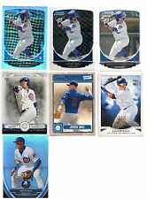 2011-2015 Bowman Chrome Draft [ Javier Baez ] Prospect RC Rookie Cubs Pick List