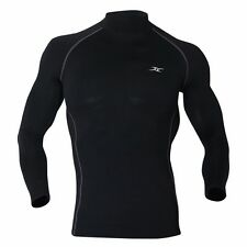 Thermal Base Layer Underwear for Men Compression Long Sleeve Shirts Napping NLM