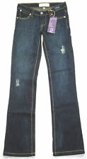 New! PAPER DENIM & CLOTH Jeans Size 2 Tyler Skinny Boot Vicky Distressed Stretch