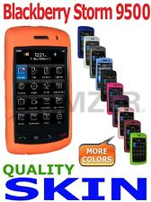 AMZER Silicone Skin Luxe Argyle Cover + Extra Case/ Screen Protector Storm 9500