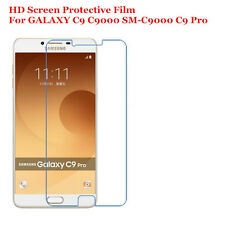1x/2x/4x HD Clear Screen Protector Film For Samsung Galaxy C9 C9000 / C9 Pro Lot