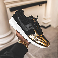 SAUCONY 5000 SHADOW X OFFSPRING GOLD SIZE 6-11 NMD KITH FIEG  BOOST V2