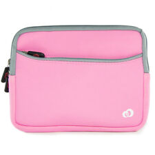 KroO KroO Neoprene Sleeve with Front Pockets for Most 7, 8, 9 Inch Tablet