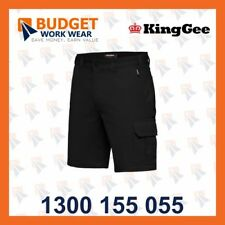 King Gee New G's Worker Short - 100% Cotton Technotex Drill-310gsm (K17100)