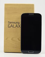 "OPEN BOX- Samsung Galaxy S4 GT-i9500 16GB (FACTORY UNLOCKED) 5"" HD, Black"