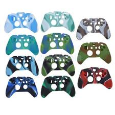 Camo Colorful Silicone Protective Skin Case Cover for XBOX ONE Game Controller