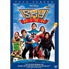 Sky High (DVD, 2005, Full Frame)
