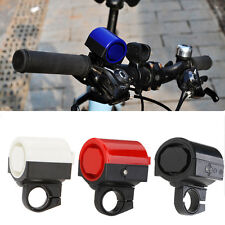 4 Colors Electronic Loud Bike Horn Cycling Handlebar Alarm Ring Bicycle Bell