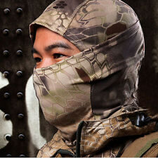Tactical Outdoor Ski Quick-drying Hood Balaclava Bicycle Full Face Mask Cap Hat