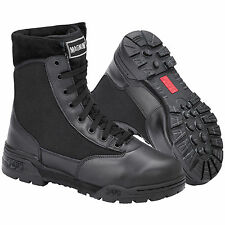 Magnum Classic Military Army Tactical Work Uniform Police Security Boots Black