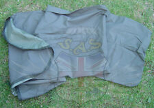 UK BRITISH ARMY SURPLUS G1 GREEN GORE-TEX BIVI BAG, WATERPROOF BREATHABLE COVER