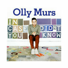 Olly Murs - In Case You Didn't Know (2011) CD