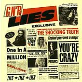 G N' R Lies [PA] by Guns N' Roses, Guns N' Roses (Rock) (CD, Nov-1988, Geffen)