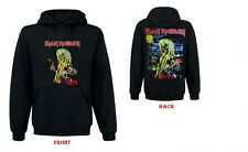 New IRON MAIDEN KILLERS Sweatshirt Hoodie with pockets