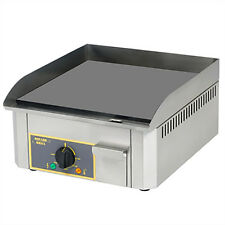 "Equipex PSS-400 15"" Electric Griddle -Thermostatic, Cast Iron, 600 23"", 900 35"""