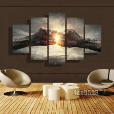 HUGE MODERN ABSTRACT WALL DECOR ART OIL PAINTING ON CANVAS *081