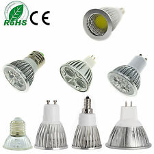 3W 4W 5W 6W 9W 12W 15W E27/E14/GU10/MR16 LED Spotlight Bulb SMD/COB Lamp Light
