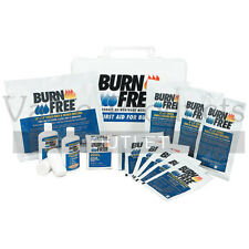 Burnfree Emergency First Aid Burns Dressings Kit - Kitchen Workplace Burn Kit