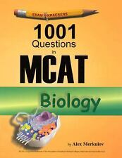 Examkrackers 1001 Questions in MCAT Biology