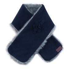 Jack Murphy Womens/Ladies Gatsby Fleece Fur Lined Country Scarf