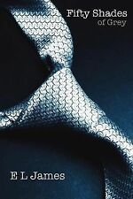 Fifty Shades Trilogy: Fifty Shades of Grey Bk. 1 by E. L. James (2011, Paperback