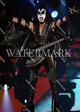 CT925 Gene Simmons Rock Band Group Kiss 8x10 11x14 PopArt Photo
