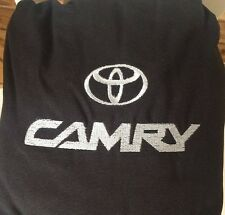 Toyota Camry 2012-2017 Custom Seat Covers FULL SET Front and back seat