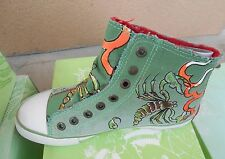 Ed hardy Highrise shoes Military