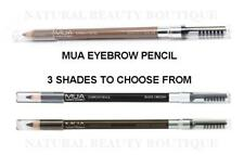 MUA MAKEUP ACADEMY - BROW ARCH LINER PENCIL with BUILT IN EYEBROW BRUSH Shades