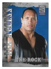 2002 Fleer WWF All Access #16 The Rock