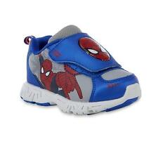 NEW Marvel Spider-man Light Up Shoes Size 6 7 8 9 10 11 or 12