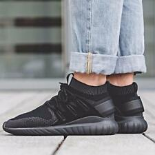ADIDAS TUBULAR PRIMEKNIT PK BLACK MEN'S SIZE 8-12 NMD NEW 2016 BOOST SHOES ULTRA