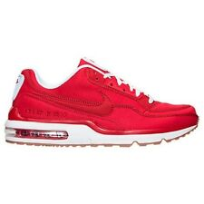 Nike Air Max LTD 3 Mens Size Running Shoes Gym Red White Sneaker 746379 612