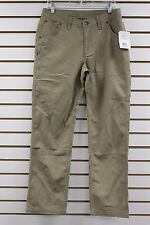 Men's Marmot Red Canyon Pant Desert Khaki 52150 New With BLEMISHES MSRP $80