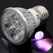 E27 10W Grow Light Bulb Flower Lamp New Full LED Plant for Hydroponic Greenhouse