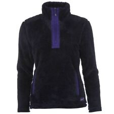 Gelert Ladies Yukon Fleece Top Warm Long Sleeve Zipped Clothing