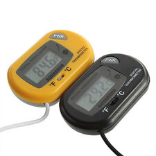 Digital LCD Temperature aquarium Fish Marine Water Terrarium Meter Thermometer