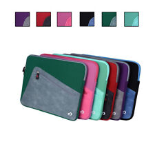 Neoprene Sleeve Cover Case with Front Pocket fit 2016 HP Stream