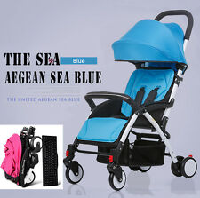 Mini Baby Stroller Travel system umbrella smart Pushchair infant carriage