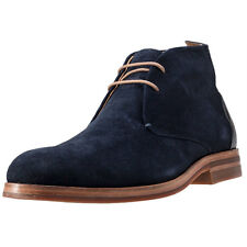 H by Hudson Matteo Mens Shoes Navy New Shoes