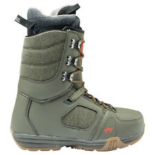 ROME SDS SMITH OLIVE MENS SNOWBOARD BOOTS SNOW 2017 FREE POST AUSTRALIA