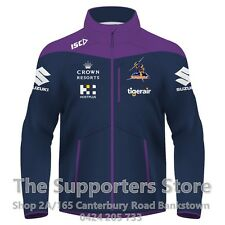 Melbourne Storm NRL 2017 ISC Wet Weather Jacket Sizes S-5XL! IN STOCK!