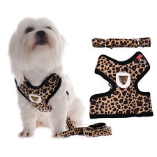 Adjustable Mesh Dog Cat Small Pet Harness Leash Strap Puppy Collar Lead Vest Dog