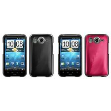 For HTC Inspire 4G Aluminum Armor Cosmo Slim Hard Case Phone Cover