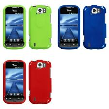 For HTC Mytouch 4G Slide Rigid Plastic Hard Snap-On Case Phone Cover